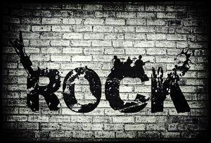 rock zene