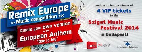 Európa Remix