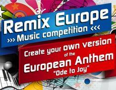 """Európa remix """"pes"""" pályázat"""