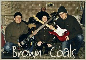 Brown Coals zenekar Oroszlány