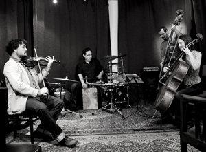 Szűkitett kvartett