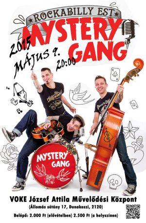 Mystery Gang zenekar