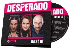 Desoerado zene CD