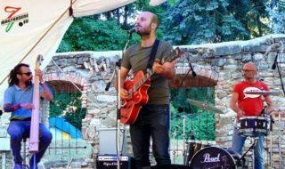 Blues zene Lábatlanon