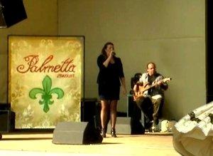 Palmetta zenekar Oroszlányon