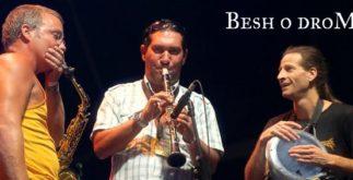 Besh O Drom zenekar