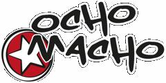 Ocho Macho logo