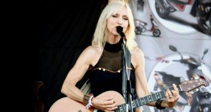 Géczi Erika akusztikus gyitáros, énekes