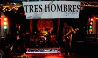 TRES HOMBRES BAND 2