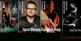 Jazz-Blues Garden Nap