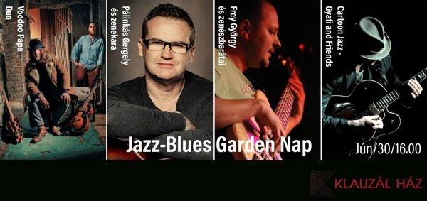 Jazz-Blues Garden Nap