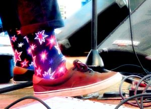 Teddy Harpo - 20 féle fellépő zokni
