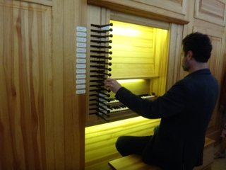 Bach orgona bilentyűzet