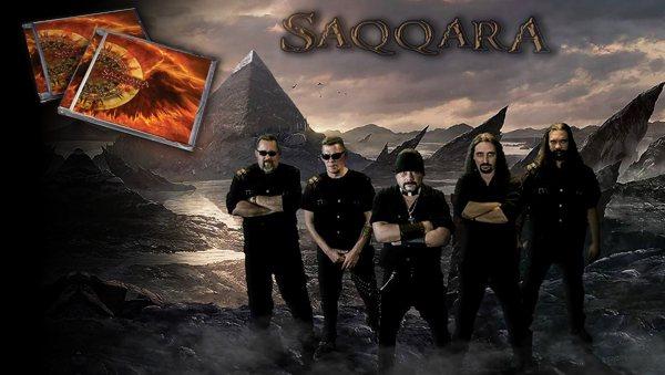 Saqqara zenekar