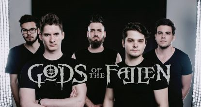 Gods of the Fallen
