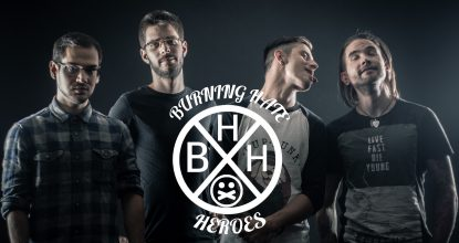 Burning Hate Heroes
