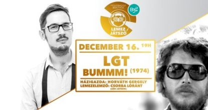 Lóci LGT Bummm!