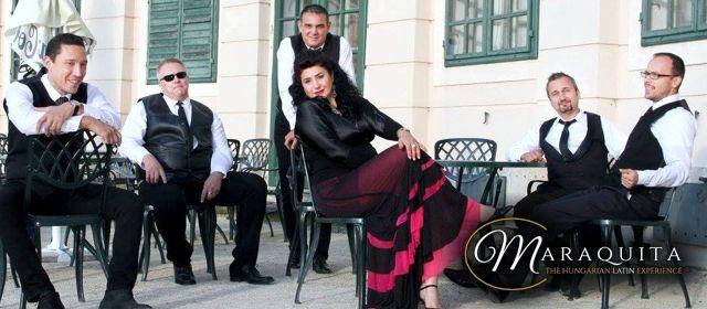Maraquita latin zenekar