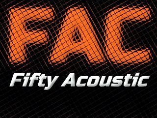Fifty Acoustic logó