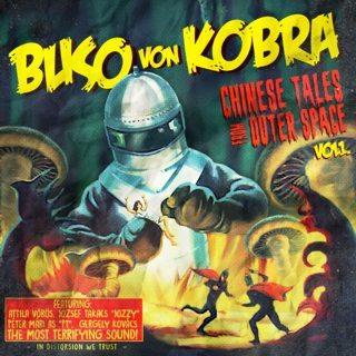 Buso von Kobra - ChineseTalesFromOuterSpace vol.1.