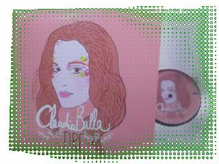 Claudia Balla bakelit lemez