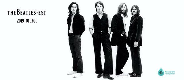 The Beatles est 2019