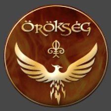 Örökség zenekar logója