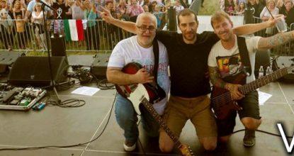 Vörös Renátó - VR zenekar