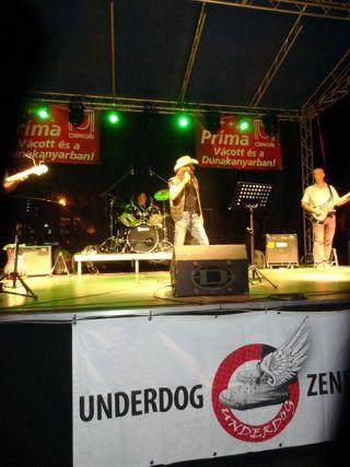 Underdog koncert