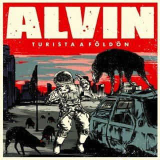 Alvin és a Mókusok - Túrita a földön