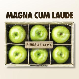 Magna Cum Laude - Piros az alma