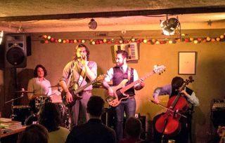 Csillagerdő klub koncert