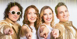 ABBA-Tribute-Zenekar