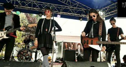 Madame zenekar
