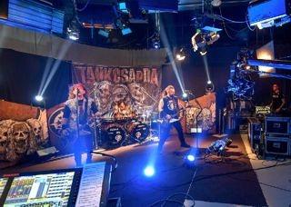 Tankcsapda Live Stream