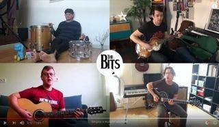 The Bits zenekar karantén videó
