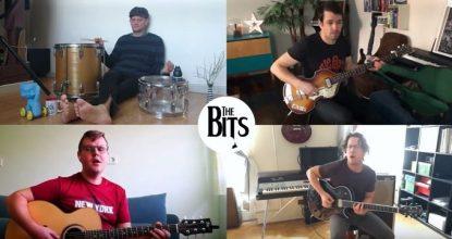 The Bits zenekar otthon