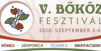 Bőköz fesztivál logó