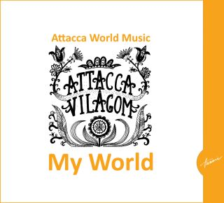 Attacca front covers CD