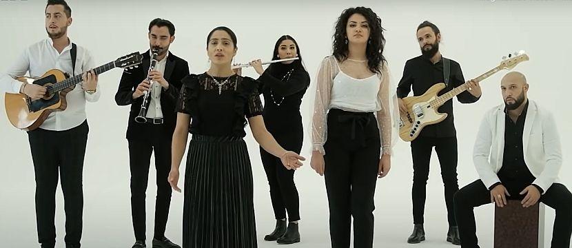 Lakatos Mónika és a Speranta zenekar