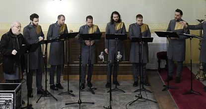 Szent Efrém Férfikar magyar zene