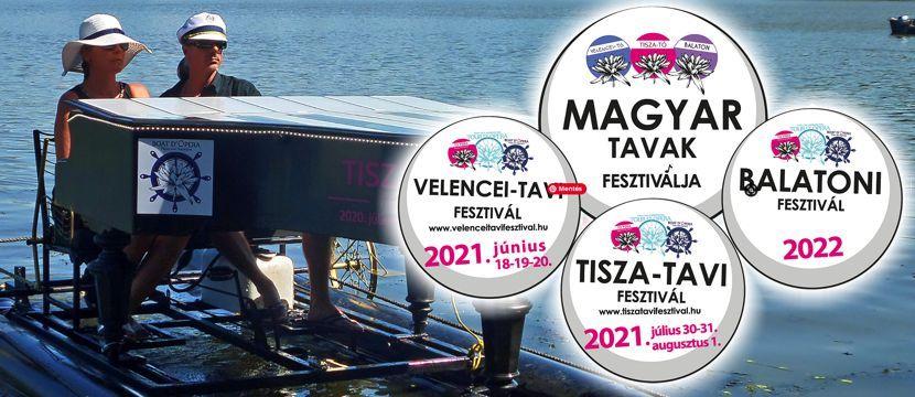 Magyar Tavak Fesztivélja 2021