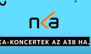 NKA koncertek