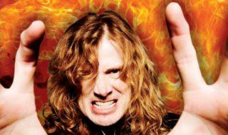 Megadetht Dave Mustaine Metallica magyar zene