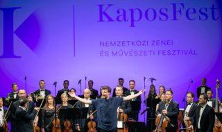 KaposFest Bogányi hazai nemzetközi