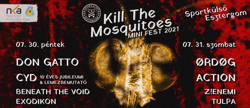 Irtsd a szúnyogot! – Sportalshow helyett