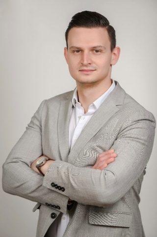 Nagy Tamás, a Daniella Kft. Marketing és kommunikációs vezetője