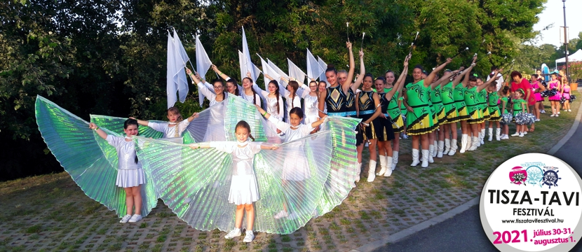 Tisza Tavi Fesztivál 2021 1. nap