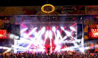 Budapest Park koncert