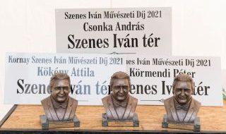 Szenes Iván Józsefváros DÍJ